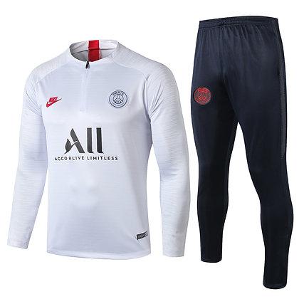 Tuta Training PSG - Black/White