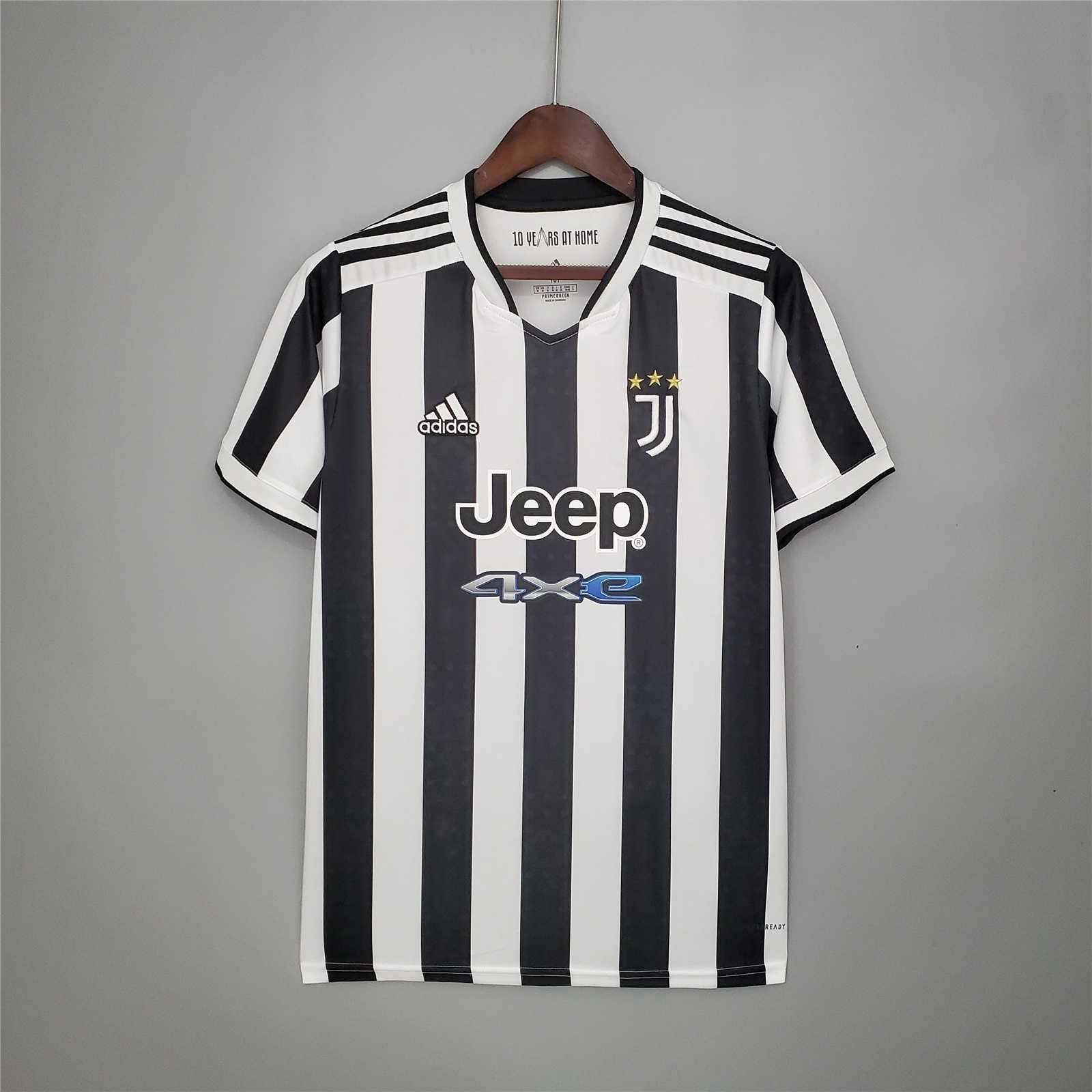 Divisa Gara Home Juventus 21/22 | TuttoCalcio