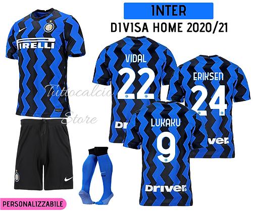 Divisa Home Inter 20/21