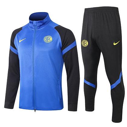 Tuta Rappresentanza Inter 2021 - Black/Blue