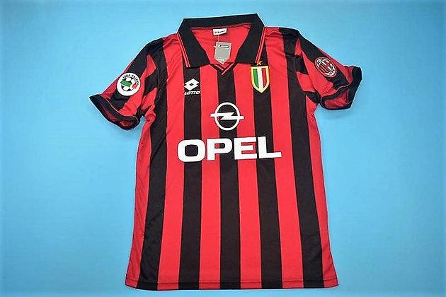Maglia Storica Milan Home 96-97