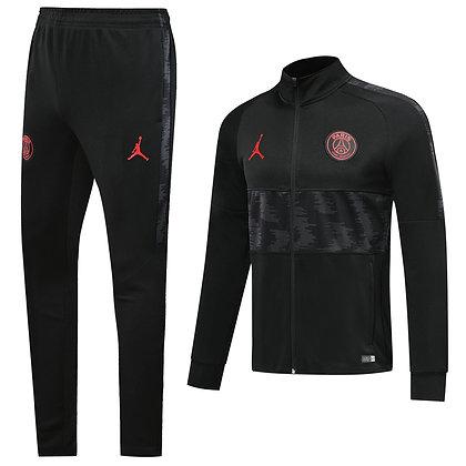 Tuta Rappresentanza PSG Jordan - Black