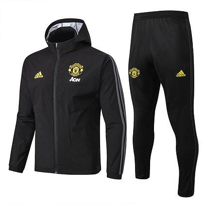 Set Antivento Manchester United - Black