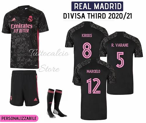 Divisa Third Bambino Real Madrid 20/21