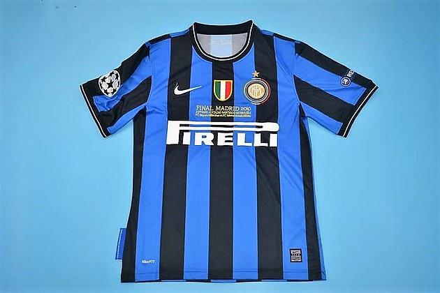 Maglia Storica Inter Home 09-10 UCL Final