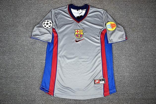Divisa Storica Barcellona 99-00