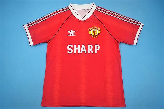 Maglia Storica Manchester United Home 90/91
