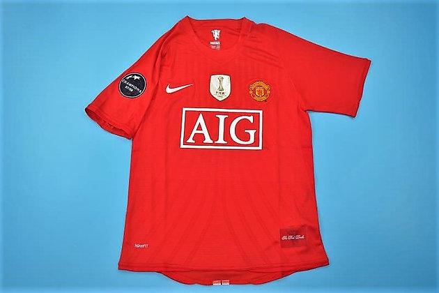 Maglia Storica Manchester United Home 08/09