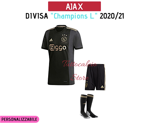 Divisa Third UCL Ajax - 20/21