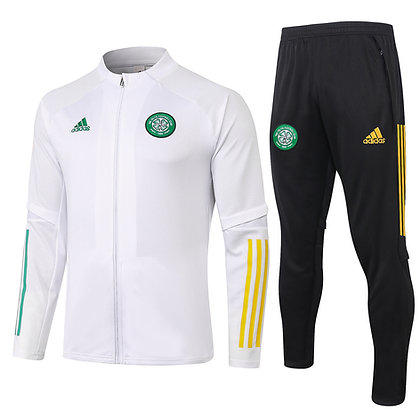Tuta Rappresentanza  - Celtic 2021 - White