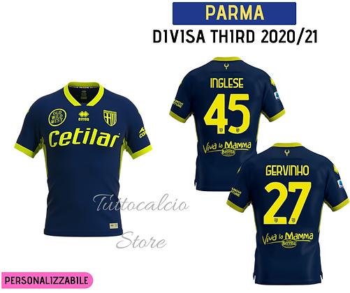 Divisa Third Parma - 20/21