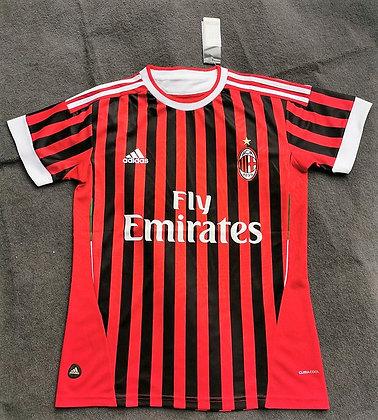 Maglia Storica Milan Home 11-12