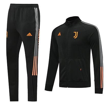 "Tuta ""Stripes"" 2021 - Orange/Black"