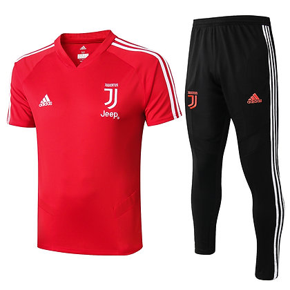 Set Training  - Red/Black