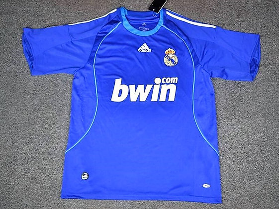 Divisa Storica Real Madrid Away 08-09