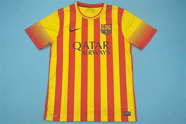 Maglia Storica Barcellona Away 13-14