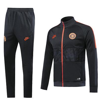 Tuta Rappresentanza Chelsea - Black/Orange