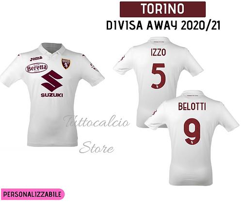 Divisa Away Torino - 20/21