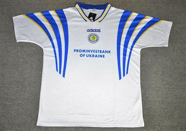 Maglia Storica Dynamo Kyiv Home 97-98