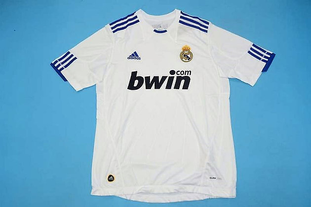 Maglia Storica Real Madrid Home 10-11