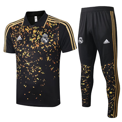 Set Polo Real Madrid - *Fifa Edition 2020* - Gold