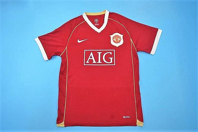 Maglia Storica Manchester United Home 06/07