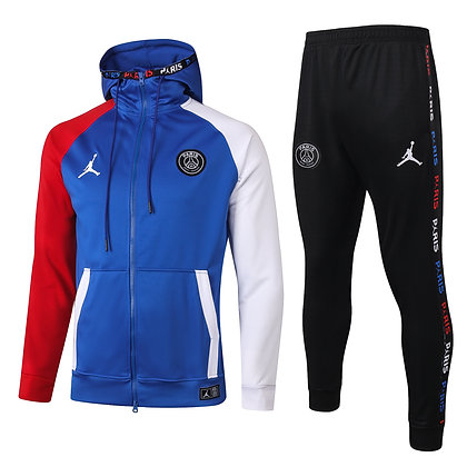 "Tuta Fleece ""National"" PSG 2021 - Blue"
