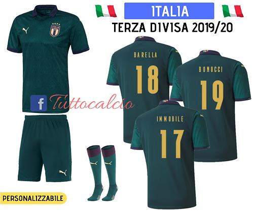 Divisa Third Italia 19/20
