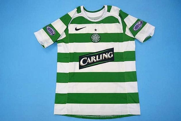 Maglia Storica Celtic Home 05/06