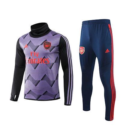 Tuta Rappresentanza Arsenal - Gray/Black