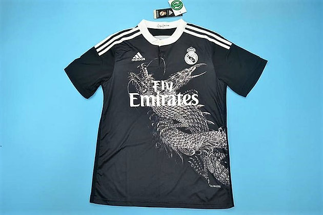Maglia Storica Real Madrid Third 14-15