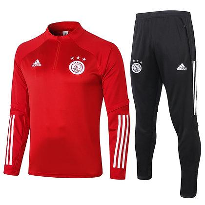 Tuta Training Ajax 2021 - Red