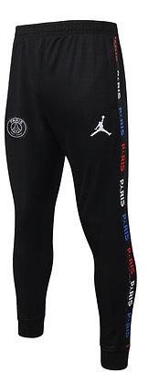 "Pantalone Fleece ""National"" PSG 2021 - Black - SIZE S"