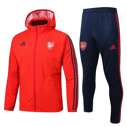 Set Antivento Arsenal - Red