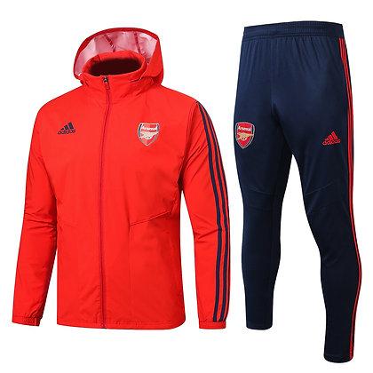 Set Antivento Arsenal - Red
