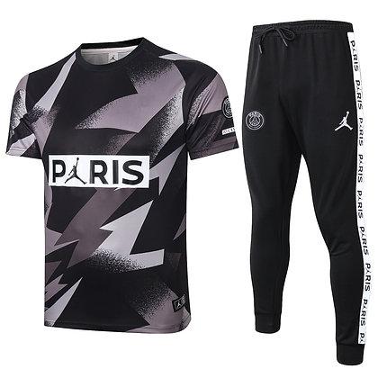 Set Training PSG Jordan - Gray/Black
