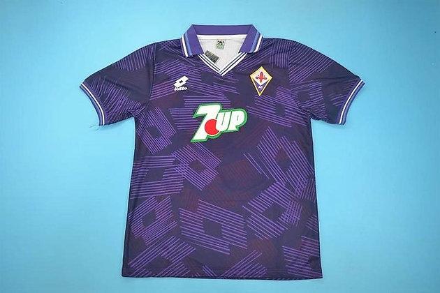 Divisa Storica Fiorentina Home 92/93