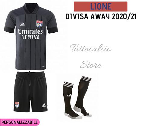 Divisa Away Lione 20/21