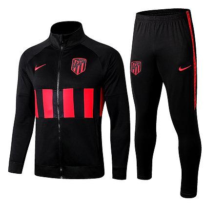 Tuta Rappresentanza Atletico Madrid - Black
