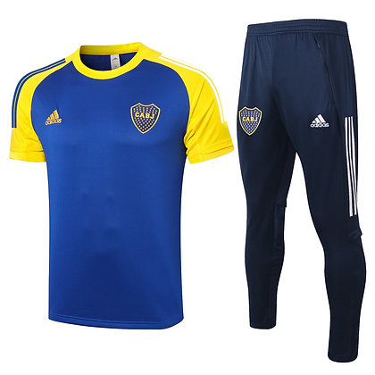 "Set Training ""Supreme""  Boca  - Blue/Yellow"