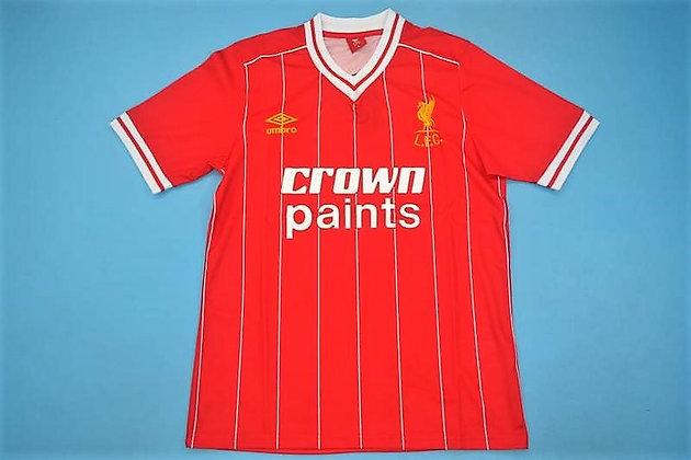 Maglia Storica Liverpool Home 1981