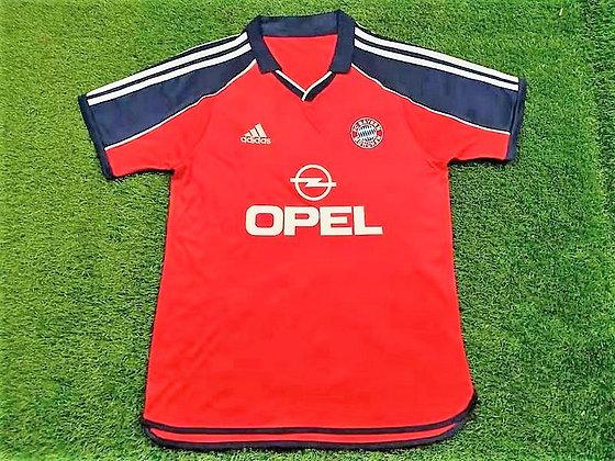 Maglia Storica Bayern Monaco Home 00/01