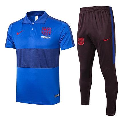 Set Polo Barcellona - Blue/Navy
