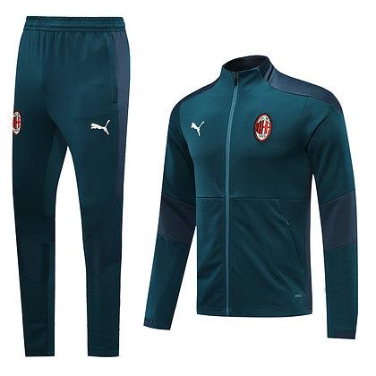 Tuta Rappresentanza Milan 2021 - Dark Turquoise