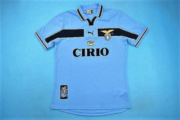 Maglia Storica Lazio Home 98/99