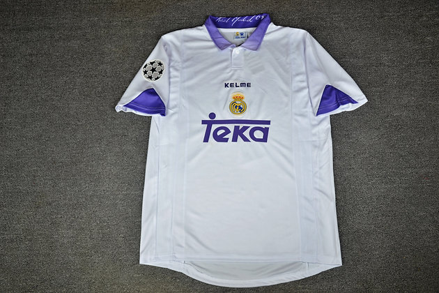 Maglia Storica Real Madrid Home 97-98