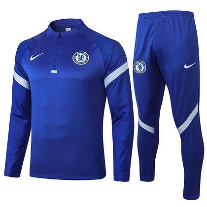 Tuta Training Chelsea 2021 - Blues