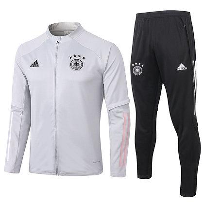 Tuta Rappresentanza Germania - White/Black