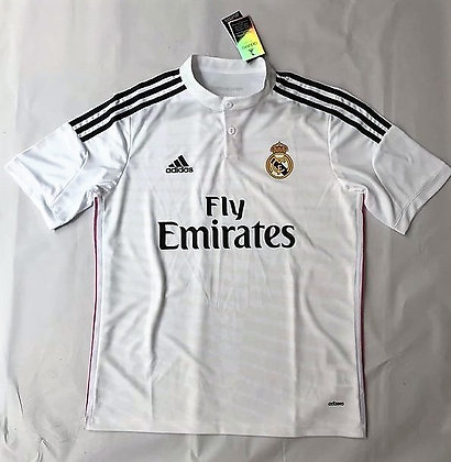 Maglia Storica Real Madrid Home 14-15