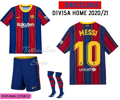 Divisa Home Barcellona 20/21